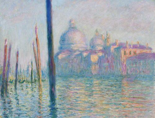 Monet Kærs KunstKafé besøger Ordrupgaard