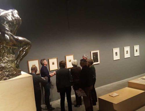 Rodin og hans tegninger Statens Museum for Kunst og LOF